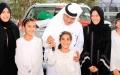 «الأوقاف وشؤون القُصّر» تمنح أسرة مواطنة متعفّفة سيارة