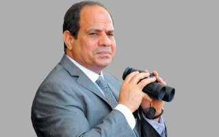 الصورة: السيسي: المصريون متساوون في الحقوق والواجبات