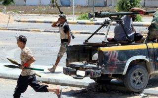 رئيس الوزراء الليبي: نعمل بدون موارد مالية