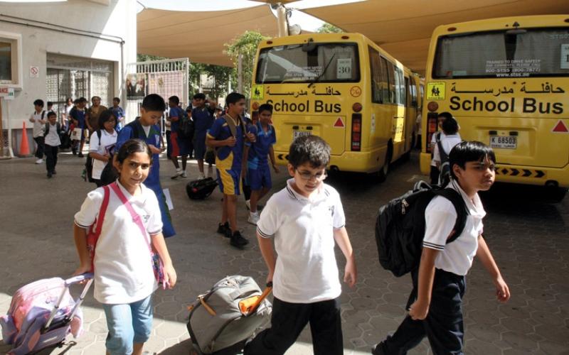 الصورة: تباين «مُربك» لمواعيد حضور وانصراف الطلبة   في رمضان