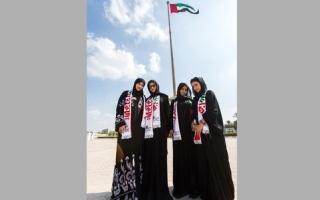 رسالة الشيخة فاطمة للمرأة الإماراتية: نجاحك المبهر لم يكن وليد الصدفة