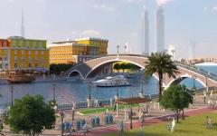 الصورة: بالفيديو.. قناة دبي المائية