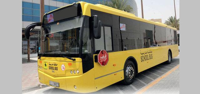 1739 مخالفة ضد الحافلات المدرسية في دبي خلال 6 أشهر