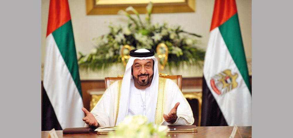 خليفة بن زايد يصدر قانوناً للموارد البشرية في أبوظبي