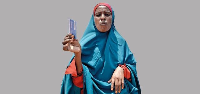 كاترا آبي كانت تحلم دائما بالعودة إلى الصومال إلا أنها لم تجد ترحيبا عند عودتها. ارشيفية