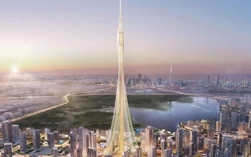 """الصورة: بالفيديو ..6 حقائق عن """"برج الخور"""" ..أعلى برج في العالم"""