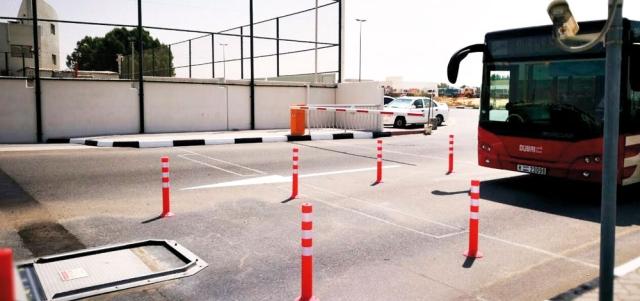 «طرق دبي» تجرّب جهازاً جديداً لكشف أعطال الحافلات خلال ثوانٍ