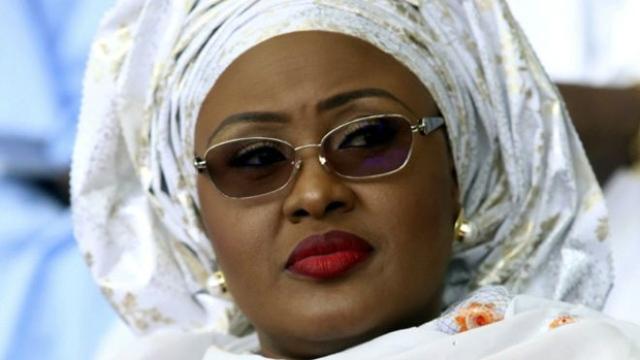 """الرئيس النيجيري يرد على تهديدات زوجته: مكانك المطبخ """""""