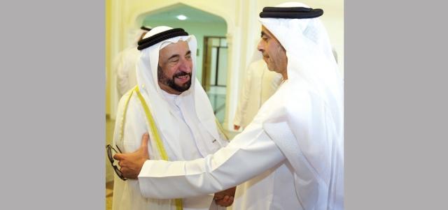 حاكم الشارقة يشهد إطلاق الدبلوم المهني في القيادة المجتمعية