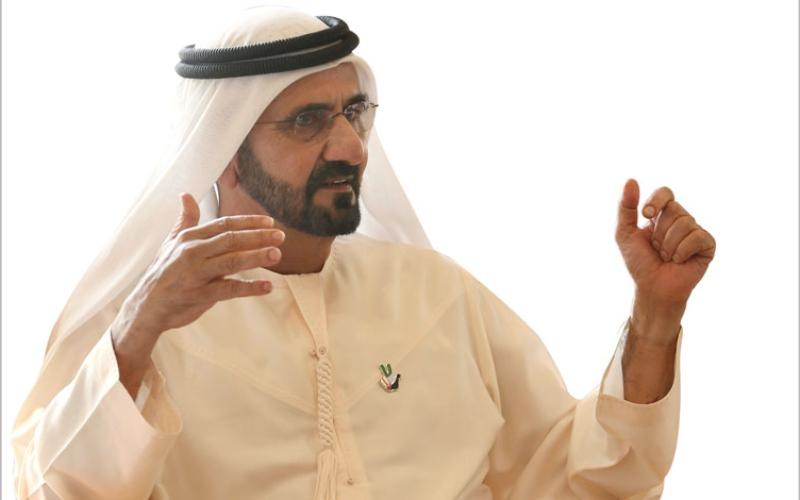 محمد بن راشد: المستقبل  للمبادرين والجريئين