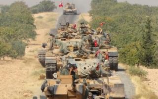 تركيا تقصف القوات الكردية السورية