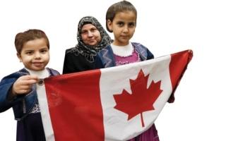 اللاجئون السوريون في كندا يواجهون ظروفاً معيشية صعبة