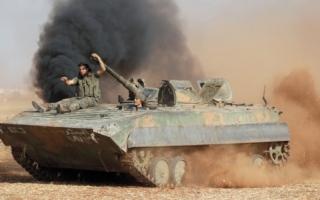 تجدد المعارك في جبهات حلب.. والطيران الروسي يشن غارات على المدينة وريفها