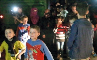 روسيا تعلن استمرار تعليق الضربات الجوية في حلب