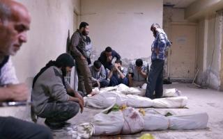«يونيسيف»: 22 طفلاً بين قتلى غارة استهدفت مدرسة في شمال غرب سورية