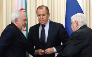 لافروف: لا بديل عن الحل السياسي للأزمة السورية
