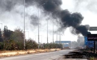 المعارضة السورية تهاجم أكاديمية الأسد العسكرية في معركـــة حلب