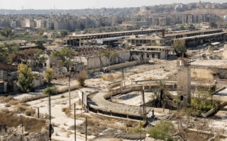 «الجيش الحر» يقطع الطريـق الرابط بين حلب ودمشق