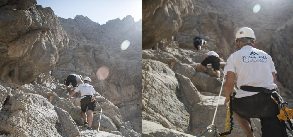 """رأس الخيمة: تحدي """"فيا فيراتا"""" في أعلى منطقة جبلية بالدولة هذا الشهر"""