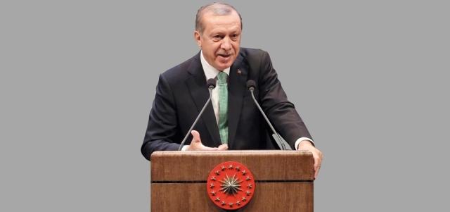 أردوغان: القوات المدعومة من تركيا اقتربت من بلدة الباب السورية