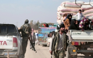 إسرائيل تقصف موقعاً سورياً في الجولان