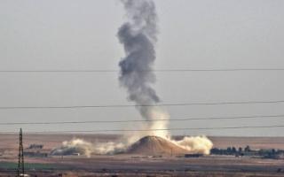 نزوح 5000 شخص منذ بدء معركة «غضب الفرات» في الرقة