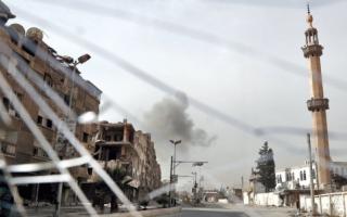 غارات سورية وروسية على أرياف درعا وإدلب ودمشق