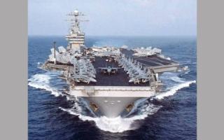 حاملة الطائرات الروسية «أميرال كوزنيتسوف» تصل إلى سورية