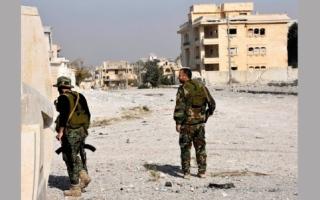 قوات النظام تستعيد السيطرة  على ضاحية الأسد غرب حلب