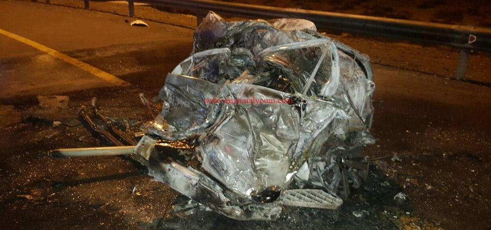 اخبار الامارات العاجلة image وفاة مواطن انشطرت مركبته على شارع الإمارات اخبار الامارات  الامارات