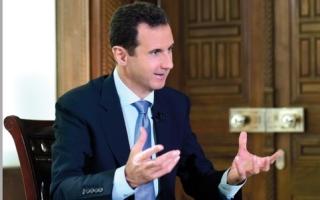 الأسد: ترامب سيكون حليفاً طبيعياً إذا حارب الإرهاب