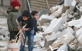 غارات سورية وروسية على حلب.. وقصف مدرسة «أممية» بريف دمشق