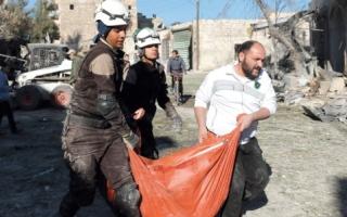 مقتل 27 مدنياً بقصف لقـوات  النظام على شرق حلب