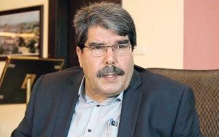 مذكرة توقيف تركية بحق القيادي الكردي السوري صالح مسلم