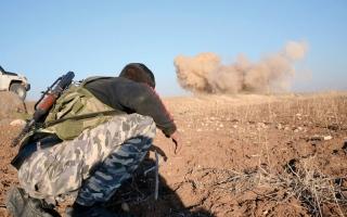 سلسلة انفجارات في معـــــــــــــسكر للأكراد والتحالف الدولي في الحـــسكة
