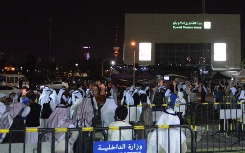 انتهاء عملية التصويت في انتخابات مجلس الأمة الكويتي