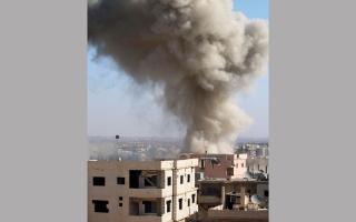نزوح مئات المدنيين من أحياء حلب الشرقية مع تقدم قوات النظام