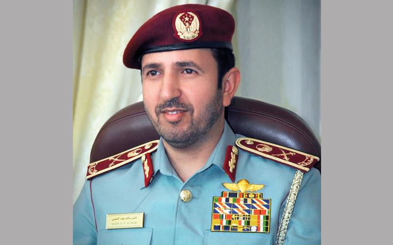 اللواء ناصر لخريباني النعيمي : «ملفات الـ25 سجيناً خضعت لدراسة متأنية حتى تذهب المساعدة إلى من يستحقها».
