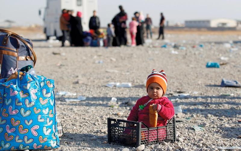 «الحشد الشعبي» تسيطر على قرية التركمانية جنوب تلعفر