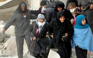المعارضة تتقهقر أمام تقــدم قوات النظام في شرق حلب
