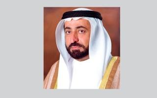 سلطان القاسمي يصدر قانونا بشأن الموارد البشرية لإمارة الشارقة