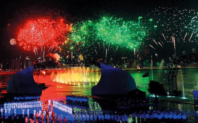 «اليوم الوطني» في دبي   فعاليات تعكس قيم الولاء والانتماء - الإمارات اليوم
