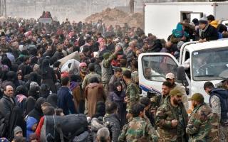 الأمم المتحدة تحذّر من وضـع «مخيف» في شرق حلب