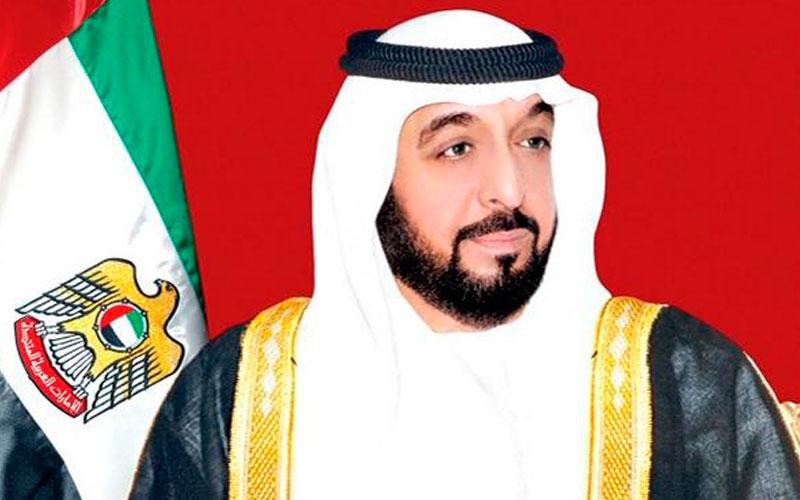 ملك الامارات الحالي