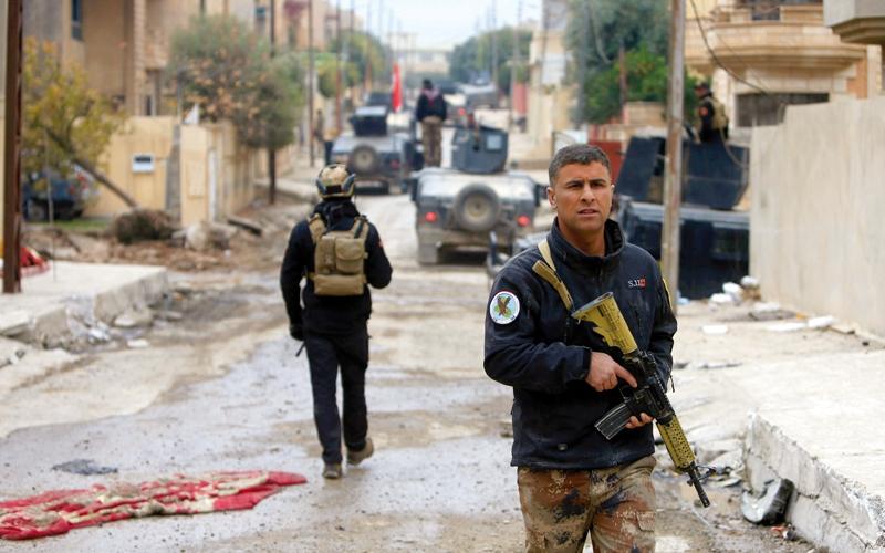 أهالي الموصل يواجهون نقصاً «كارثياً» في المياه