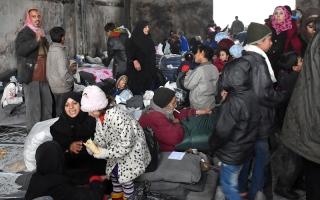 روسيا تقترح إقامة 4 ممرات إنسانية إلى شرق حلب
