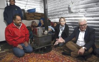 شتاينماير يتعهد بـ 50 مليون يورو مساعدات إضافية لحلب