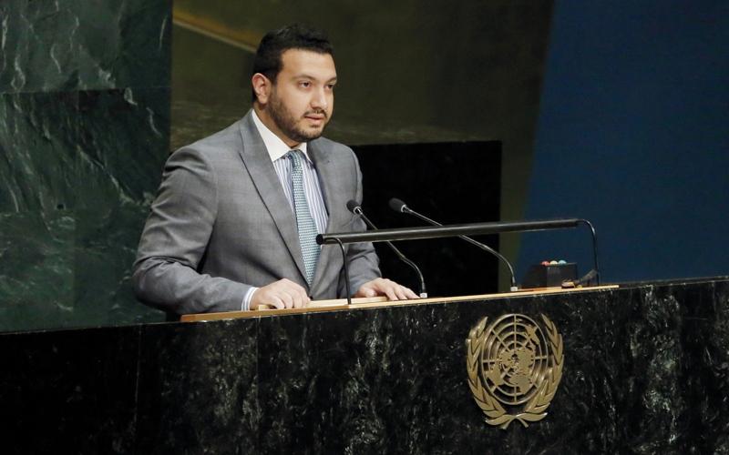 الإمارات تطالب بإنهاء معاناة الفلسطينيين وإنقاذ حل الدولتين