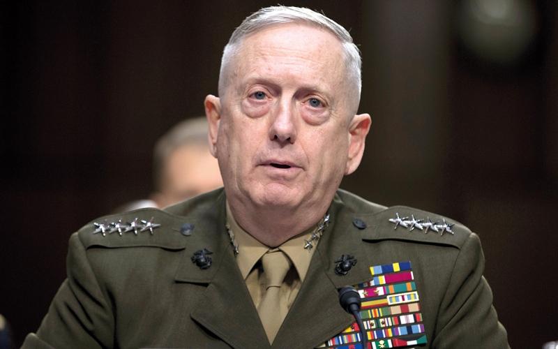 ترامب يختار «الكلب المجنون» وزيراً للدفاع