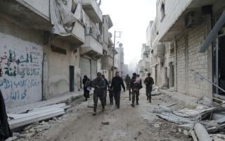 النظام يسيطر على 60% مـن شرق حلب عقب استعادته حي طريق اـباب